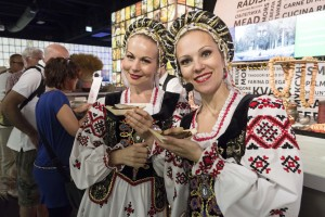 Russian pavillion Expo 2015