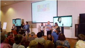 European Rehabilitation and cultural week of the deaf blind people 2015 1