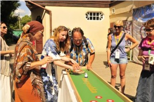 European Rehabilitation and cultural week of the deaf blind people 2015 2
