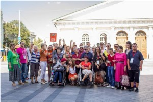 European Rehabilitation and cultural week of the deaf blind people 2015