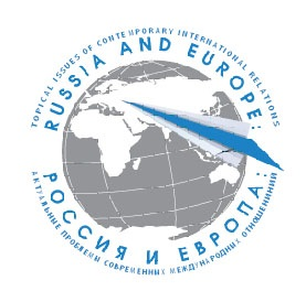Russia and Europe logo