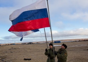 In remotest Russian Arctic a new Navy base