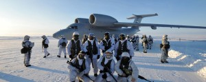 Russia's Massive Military Exercise in the Arctic