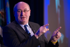 Phil-Hogan commissario europeo all'agricoltura