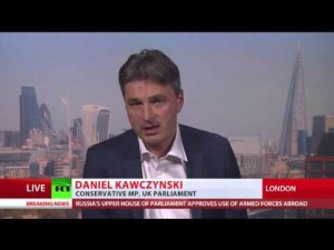 Conservative MP Daniel Kawczynski on Russia