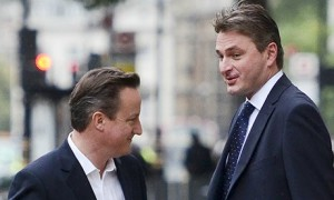 Daniel Kawczynski and David Cameron