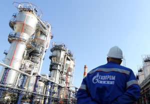 Production Facilities At OAO Gazprom Neft's Refinery