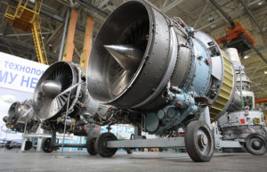 Moscow starts developing heavy engine for joint Chinese-Russian airliner - photo ITAR TASS Marina Lystseva