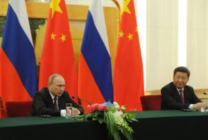 Vladimir Putin and Xi Jinping answered journalists' questions