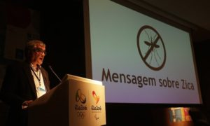 Rio Olympics committee warns athletes to take precautions for virus zica