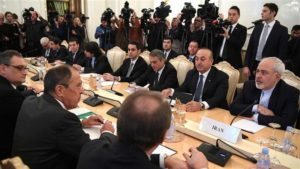 Also Iran plays key role in Syria talks in Astana