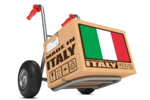 Made in Italy - export