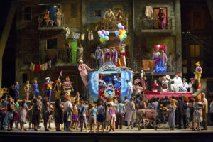 LA Opera Pagliacci Orch Tech #1 Photo by Craig T. Mathew/Mathew Imaging