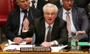 Russian Ambassador to ONU Vitaly Churkin dies in New York