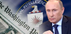 Secret CIA Assessment Story About Russia Helping Trump is the Fake News