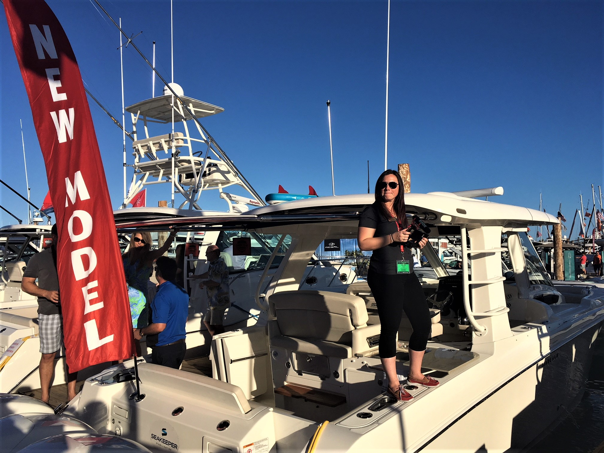 Miami boat show 2018 pictures to pin on pinterest pinsdaddy - Miami boat show ...